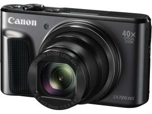 CANON PowerShot SX720 HS [ブラック]【smtb-s】