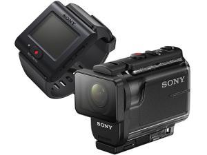 ソニー デジタルHDビデオカメラレコーダー アクションカム リモコンキット付(HDR-AS50R)【smtb-s】