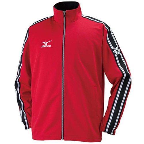 至高 定価 送料無料 MIZUNO MCBウォームアップシャツ サイズ:XL 32JC6003 カラー:62