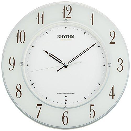 リズム時計 スリーウェイブM847 4MY847SR03