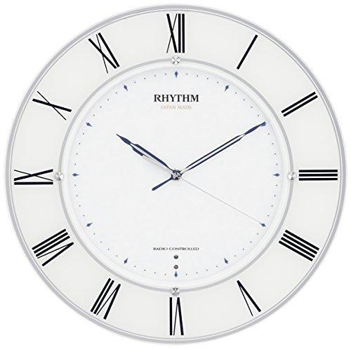 リズム時計 スリーウェイブM847 4MY847SR04