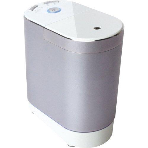 生活の木 ネブライザー式芳香器aromore ライトパープル  08-801-5020