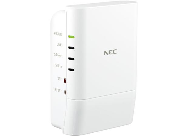 ※ラッピング 待望 ※ 送料無料 NEC Wi-Fi中継機 PA-W1200EX ホワイト Aterm