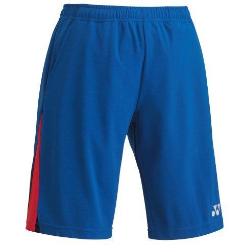 YONEX (FW6005/066)ヨネックス ユニトレーニングトップハーフパンツ カラー:ロイヤルブルー サイズ:O
