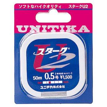 ユニチカ 日紅商事 スタークU2 50M 0.5号
