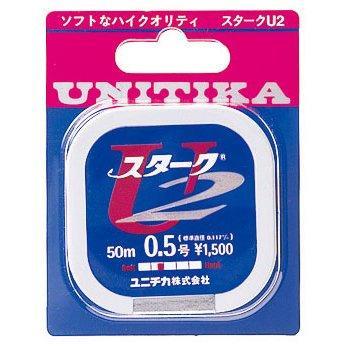 ユニチカ 日紅商事 スタークU2 50M 0.6号