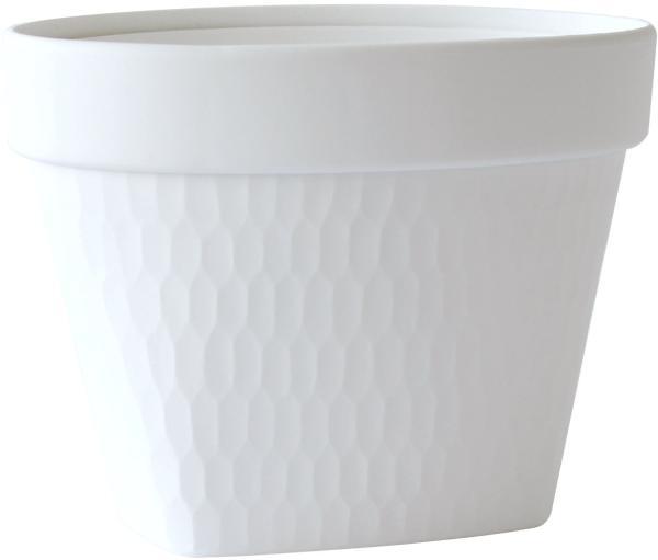 【送料無料】 八幡化成 卓上ダストボックス way-be APYUI TABLE TRASHBOX(アピュイ テーブルトラッシュボックス) 1L ホワイト【smtb-s】
