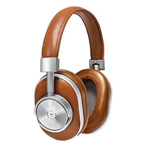Master & Dynamic 密閉型Bluetoothヘッドホン MW60 SILVER/BROWN(MW60S2-BRW)【smtb-s】