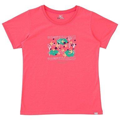 MIZUNO ハレニモリTシャツW A2JA6247 カラー:64 サイズ:S