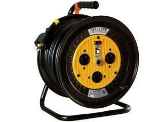 日動工業 三相200Vロック 引掛式ドラム 30mタイプ ND-E330L-20A【smtb-s】