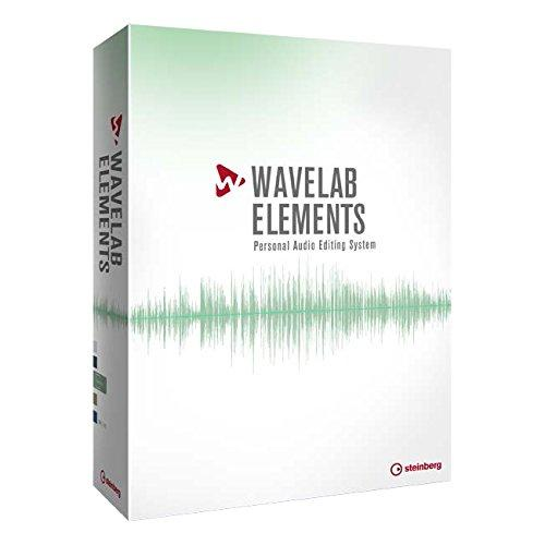 Steinberg WaveLab Elements[WIN&MAC](WAVELABEL/R)【smtb-s】