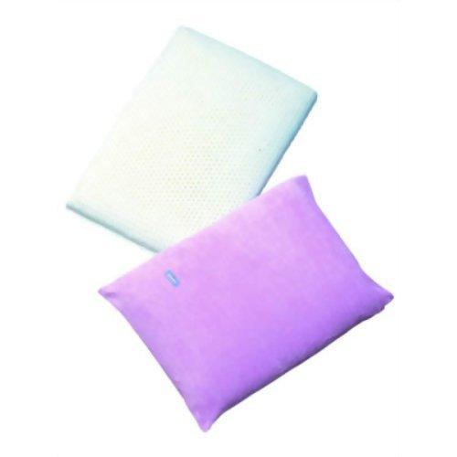 日本エンゼル ラテックス枕型クッション パープル 60cm×40cm×厚さ13cm (1050-J)【smtb-s】