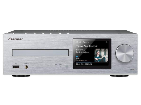 パイオニア XC-HM86-S 【ハイレゾ音源対応】ネットワークCDレシーバー(XC-HM86S)【smtb-s】