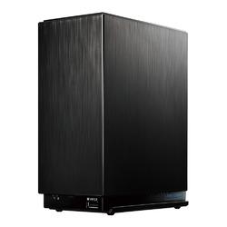 【送料無料】 アイ・オー・データ機器 デュアルコアCPU搭載 2ドライブ高速ビジネスNAS 4TB HDL2-AA4W(HDL2-AA4W)【smtb-s】