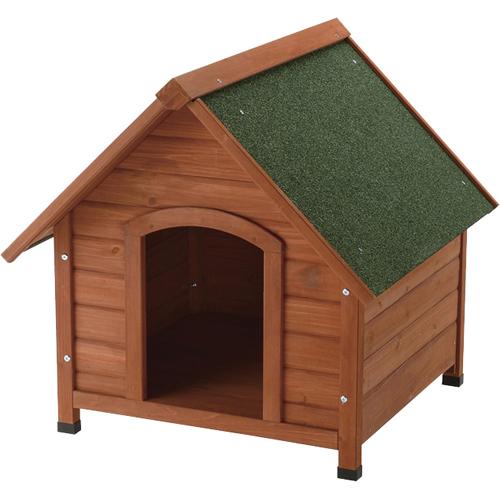 リッチェル 第一営業部 リッチェル 木製犬舎700 70×76×71.5Hcm ブラウン【smtb-s】