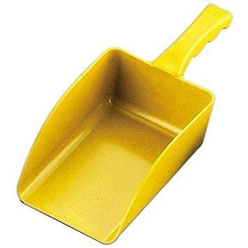 休み 期間限定特価品 送料無料 ノーブランド 商品コード:5264200 バーキンタ 66203300 黄 ハンドスコップ 小