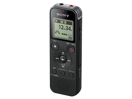 ソニー ステレオICレコーダー 4GB ブラック ICD-PX470F/B(ICD-PX470F/B)【smtb-s】