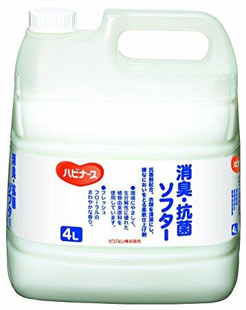 ピジョンタヒラ 消臭・抗菌ソフター  (1本あたり) 4L【入数:3】【smtb-s】