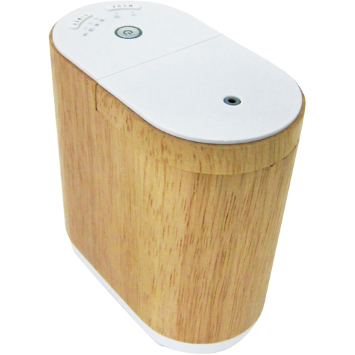 生活の木 ネブライザー式芳香器aromore ウッド  88016010