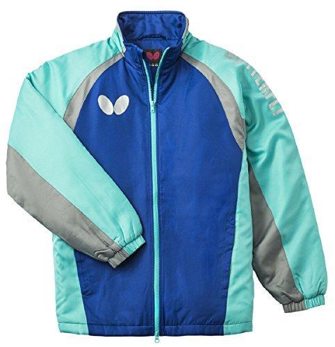 バタフライ タマス ファンプリ・ウォームジャケット 品番:45050 カラー:ブルー(177) サイズ:M【smtb-s】