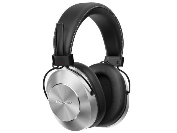 パイオニア SE-MS7BT-S 【ハイレゾ音源対応】ダイナミック密閉型Bluetoothヘッドホン シルバー(SE-MS7BT-SS)【smtb-s】