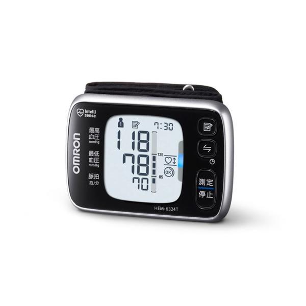 オムロン HEM-6324T 手首式血圧計 Bluetooth通信機能搭載(HEM-6324T)