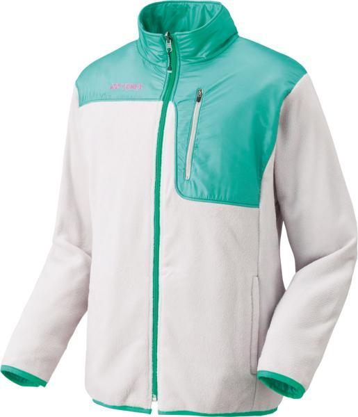 YONEX (90039/042)ヨネックス ユニボアリバーシブルジャケット カラー:エメラルド サイズ:M【smtb-s】