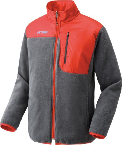 YONEX (90039/405)ヨネックス ユニボアリバーシブルジャケット カラー:アイアングレー サイズ:S