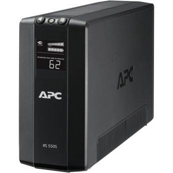 APC RS 550VA Sinewave Battery Backup 100V(BR550S-JP)【smtb-s】