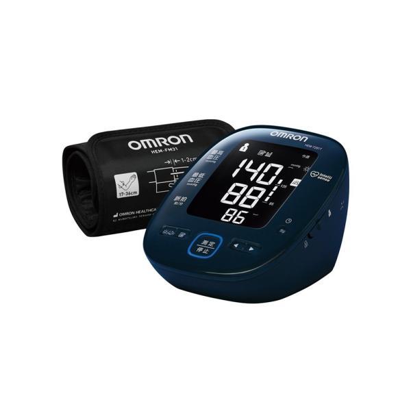 オムロン HEM-7281T 上腕式血圧計 Bluetooth通信機能搭載(HEM-7281T)