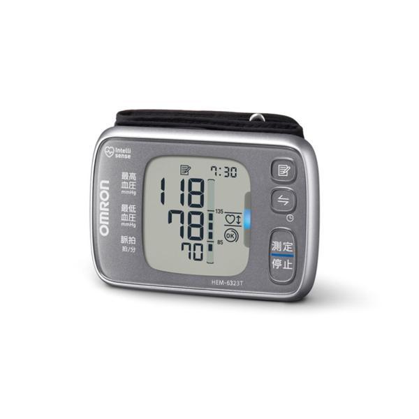 オムロン 手首式血圧計 Bluetooth通信機能搭載(HEM-6323T)