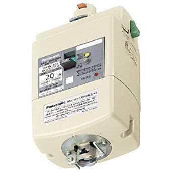 【送料無料】 パナソニック(Panasonic) Panasonic 漏電ブレーカ付プラグ 3P30A30mA code:8185422