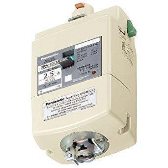 パナソニック(Panasonic) Panasonic モータブレーカ付プラグ 5.5kW用 code:8185430