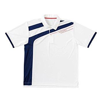 LUCENT_ゲームシャツ_U_WH (XLP8340) [色 : ホワイト] [サイズ : O]【smtb-s】