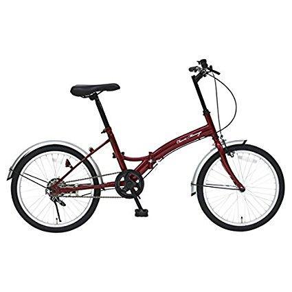 ミムゴ Classic Mimugo FDB20 / 20インチ折畳自転車 (MG-CM20E) カラー:クラシックレッド ※北海道、沖縄、離島配送不可【沖縄・離島への配送不可】【smtb-s】