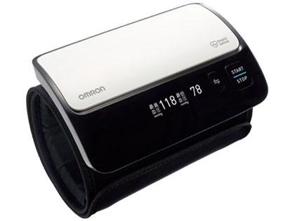 オムロン HEM7600T-W 血圧計 上腕式(HEM-7600T)