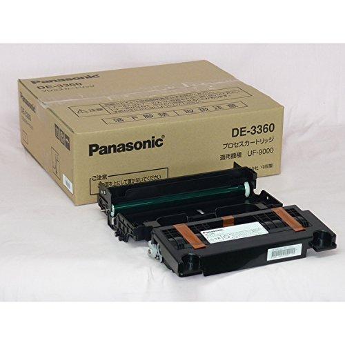 パナソニック プロセスカートリッジ DE-3360 NL-PUDE3360J【smtb-s】