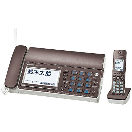 パナソニック KXPZ610DL-T FAX コードレス電話機【smtb-s】