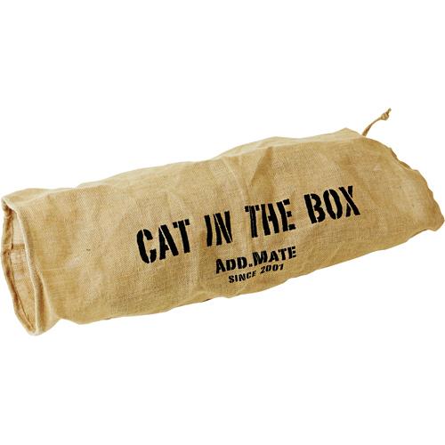 ペティオ (Petio) アドメイト (ADD. MATE) cat in the box 麻通り抜けトンネル M【smtb-s】