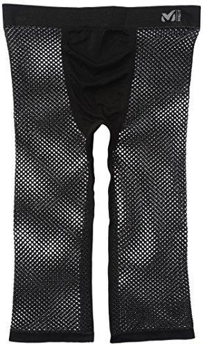 Millet MILLET(ミレー) ドライナミック メッシュ 3/4 タイツ ブラック S/M MIV01357