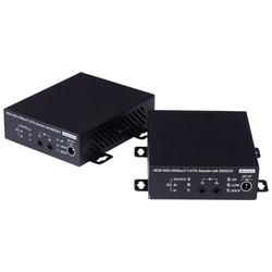 ラトックシステム 4K60Hz対応 HDMI延長器(100m) REX-HDEX100-4K【smtb-s】