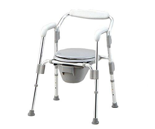 アズワン コモド椅子(折りたたみ式) 610×590×740~840mmNC192150-8128-01【smtb-s】