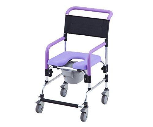 アズワン コンフォートシャワー椅子 NCNJ0669798-4166-01【smtb-s】