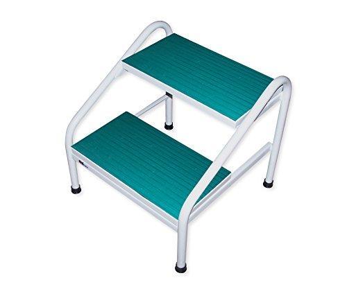 アズワン 手術室用2段踏台 10kg YC-99-J-07007*8-4989-01