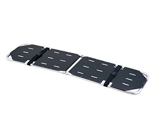 アズワン 折りたたみ担架 YDC-1A4H黒 500×1850×50mm 7.0kgNCNI0549188-2252-12【smtb-s】