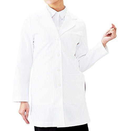 アズワン プロフェッショナル白衣(女性用) S~MNCNL1418888-6823-02【smtb-s】