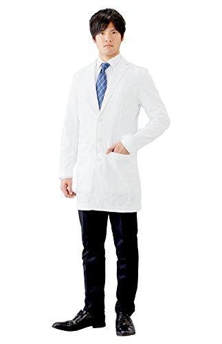 アズワン プロフェッショナル白衣(男性用) SNCNL1418818-6822-01【smtb-s】