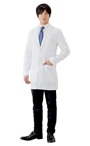 アズワン プロフェッショナル白衣(男性用) MNCNL1418818-6822-02【smtb-s】