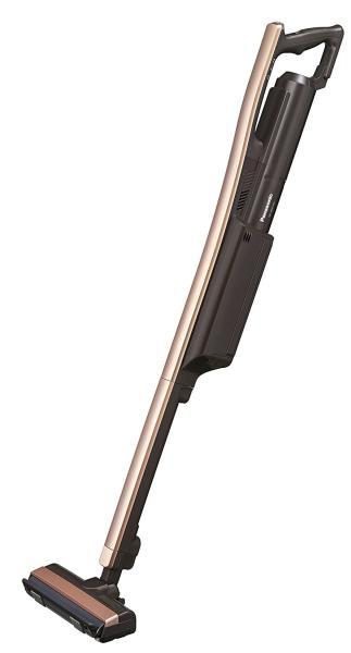 パナソニック MC-PBU510J-T スティック型コードレス紙パック式掃除機 「iT(イット)」 ブロンズブラウン(MC-PBU510J)