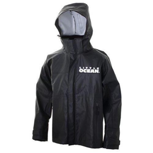 リトルプレゼンツ PU オーシャン ジャケット S ブラック(BK)